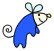 六ツ川スポーツ会館のマスコット
