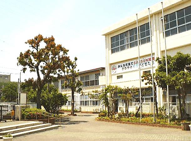六ツ川台コミュニティハウスの外観写真