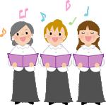 歌唱のイメージ