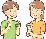手話イメージ